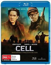 Cell (2016) Blu-Ray NEW