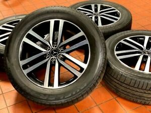 19 INCH wheels and tyres to suit Mercedes X-Class or Navara NP300