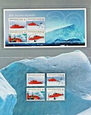 AUSTRALIA 2018 AAT-RSV AURORA AUSTRALIS 30 YEARS POST OFFICE PACK  MUH