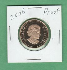 2006  Canadian Proof Loon Dollar Coin