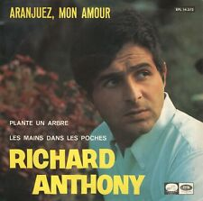 7inch RICHARD ANTHONY aranjuez, mon amour EP SPAIN EX   (S2545)