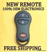 NEW 99 00-04 JEEP CHEROKEE + GRAND KEYLESS REMOTE FOB TRANSMITTER FOR 56036860