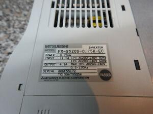Mitsubishi FR-S520S-0.75K-EC Frequenzumrichter