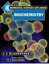Biochemistry by J. C. Blackstock (Paperback, 1998)