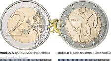 2 EUROS PORTUGAL 2009 -JUEGOS DE LA LUSOFONIA - SIN CIRCULAR