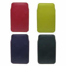 Vitali Womens Luxury Leather iPhone 4 4s 5 Mobile Phone Holder Multi Colour CL59