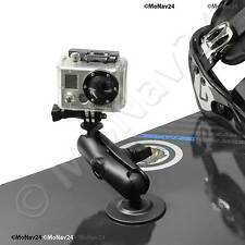 GoPro HERO 4 STAFFA Snowboard Slopestyle sci LETTINO Surf Jobe supporto fotocamera