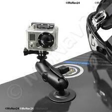 GoPro Hero 4 Halterung Snowboard Slopestyle Ski Surfbrett Wakeboard Kamerahalter
