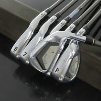 """Callaway LEGACY(5-P) LEGACY 50i(R) 2010 """"New Grips"""" #5009026 Irons"""