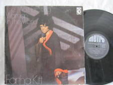 """EARTHA KITT THE MOST EXCITING WOMAN IN THE WORLD VINYL LP RECORD 12"""""""