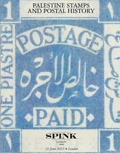 Spink, Palestine Stamps and Postal History, June 2012, L6507