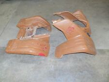 yamaha wolverine 350 front rear fenders plastic fender 1995 1996 1997 1998 1999
