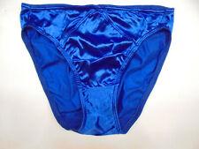 Vintage Secret Treasures Second Skin Satin Bikini Panties