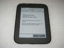 "Barnes & Noble NOOK Simple Touch E-Reader Wi-Fi, 2GB, 6"" - BNRV300"