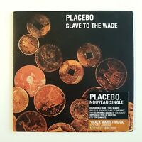 PLACEBO : SLAVE TO THE WAGE / HOLOCAUST ♦ CD Single ♦