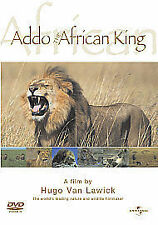 Addo - The African King (DVD, 2009)