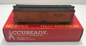 Accurail 94811 HO Scale Weathered Nickle Plate Road #1574 40' Wood Reefer Car LN