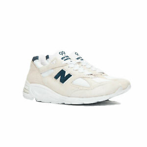 NEW BALANCE Men's Beige 990 V2 Made in USA Sneakers US 10 NIB