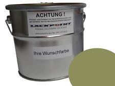 0,5 Liter 1K Kunstharz Autolack DDR Oliv Trabant Wartburg IFA Lackpoint Grün