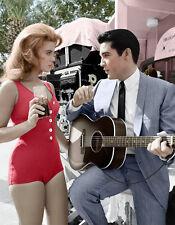 Ann-Margret and Elvis Presley UNSIGNED photo - C591 - Viva Las Vegas