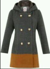 Debenhams Girls' Smart Coats, Jackets & Snowsuits (2-16 Years) with Hooded