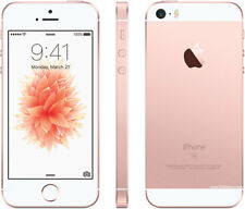 Straight Talk/Total Wireless Apple iPhone SE 32GB Rose Gold Prepaid Smartphone