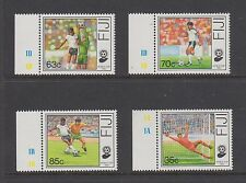 Fiji STAMPS 1989 set  WORLD CUP FOOT U/M MintSG 798/01