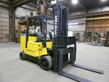 2005 Hyster S120xms 12000 12000 Cushion Tired Forklift 3 Stage Side Shft