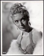 MILLY VITALE sexy Italian actress THE FLESH IS WEAK Vintage Photo busty portrait