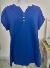 """Tee-shirt style polo, marque """"Yessica de C&A"""", T.L, neuf"""