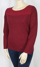 David Lawrence Casual Striped Regular Tops & Blouses for Women