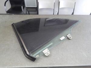 W124 COUPE 1988 -1995 300CE E320 QUARTER GLASS - LEFT REAR