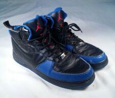 Afj 12 Air Force Jordan 12 Shoes Athletic Basketball Black Blue Men's Size 11