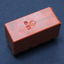 6 STK. RELAIS RZ01-1C4-D012 250VAC 12A SCHRACK 12VDC 1xWECHSLER 6pcs.