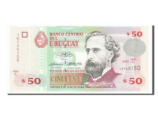 Billets, Uruguay, 50 Pesos Uruguayos type Varela #155248