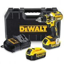 DeWALT DCD790M2 Perceuse visseuse sans fil 18V 4Ah avec 2x batteries et coffret