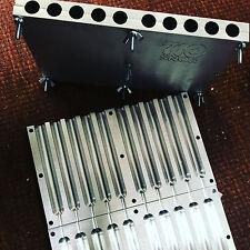 10 Pack Mold 32 x 5 in Canna Cigar 6061 Aluminum