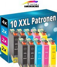10 TINTAS T18 XL NON OEM PARA EPSON XP 212 XP 225 XP-212 XP-225 XP212 XP225