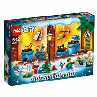 60201 LEGO CITY 2018 Advent Calendar 24 Doors to Open 313 Pieces Age 5 Years+