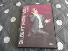 "DVD ""GILBERT MONTAGNE A L'OLYMPIA"" concert"