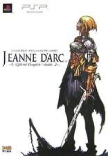 JEANNE D'ARC PSP Official Complete Guide Book Famitsu Japanese