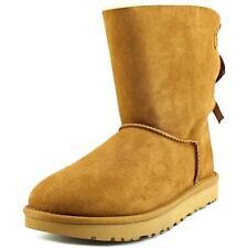 Botas de mujer UGG Australia color principal beige de ante