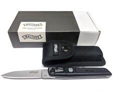 Walther Messer Tactical SOK2 Pro Klappmesser 5.0792 schwarz Arbeitsmesser