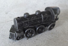 "Vintage 1940s Early Diecast Locomotive Toy 3"" Long"