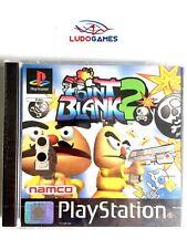 Point Blank 2 PSX PS1 Playstation Nuevo Precintado Retro Sealed New PAL/SPA
