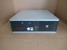 HP DC7800 Small Form Factor 80GB HDD 2GB RAM Pentium Dual Core E2180 @ 2.00GHZ
