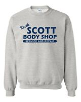 Keith Scott Body Shop Sweatshirt - One Tree Hill Sweatshirt - One Tree Hill Shir