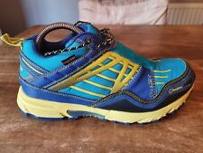 MEN'S BERGHAUS LIMPET GORE-TEX TRAIL RUNNING HIKING TRAINERS IN  BLUE UK 7