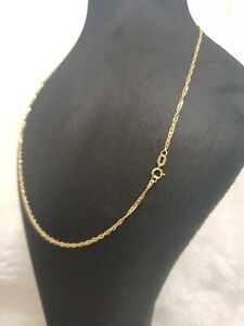 18ct Gold Chain, 750 Hallmark