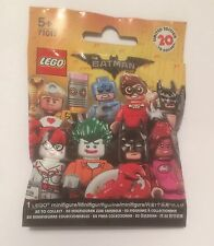 Lego 71017 Batman Movie CMF Barbara Gordon. Brand New. FREE P+P